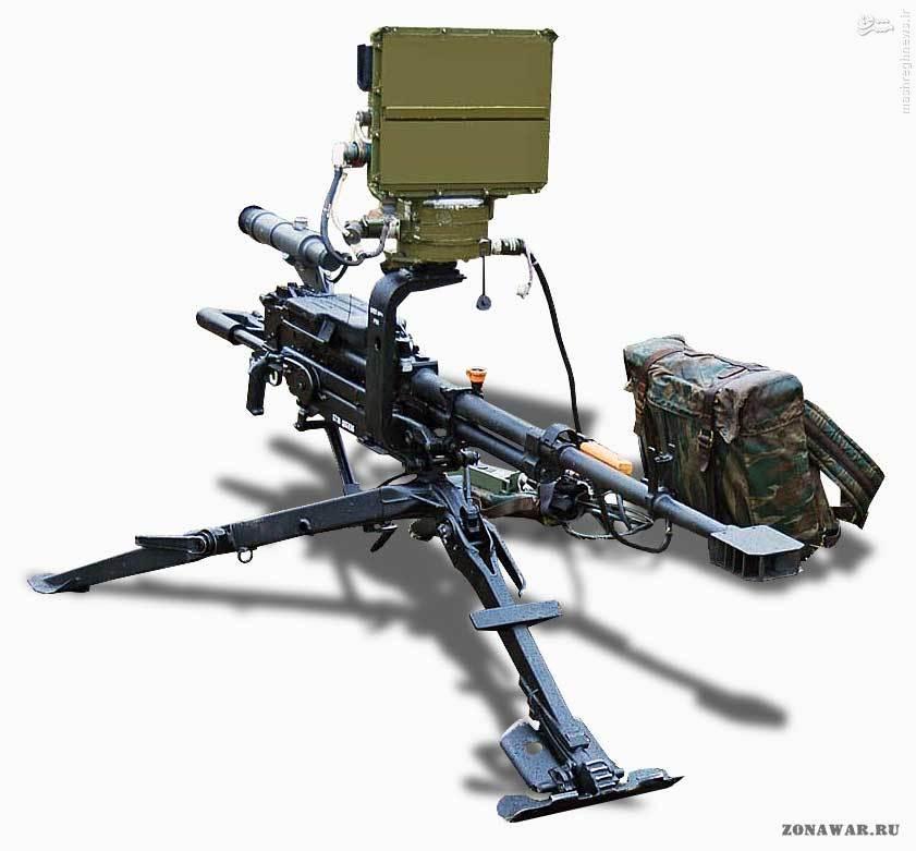 استفاده ارتش سوریه از رادار پیشرفته روسی+عکس