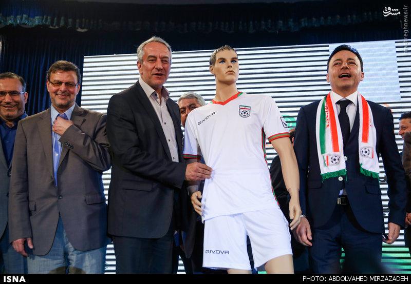 پیراهن تیم ملی فوتبال