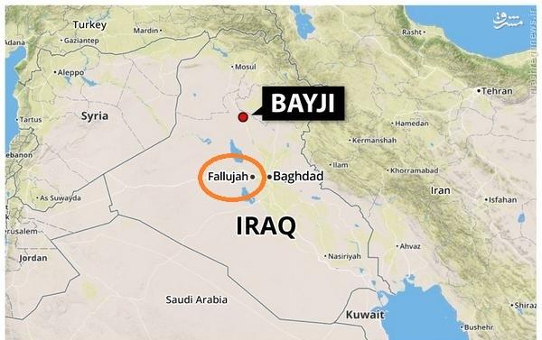 فیلم/نبردهای شدید در اطراف فلوجه عراق