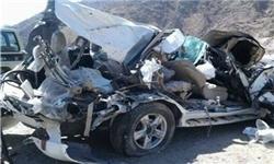 تصادف پراید با پژو 6 کشته و زخمی بر جای گذاشت