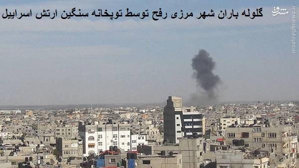 کمین گردانهای قسام علیه نظامیان اسراییلی+فیلم و عکس