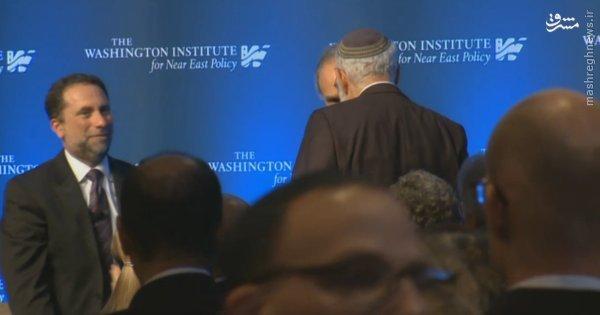 دیدار شاهزاده سعودی و ژنرال اسرائیلی در آمریکا+عکس
