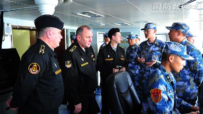 چین و روسیه در برابر تهدید مشترک متحد می شوند