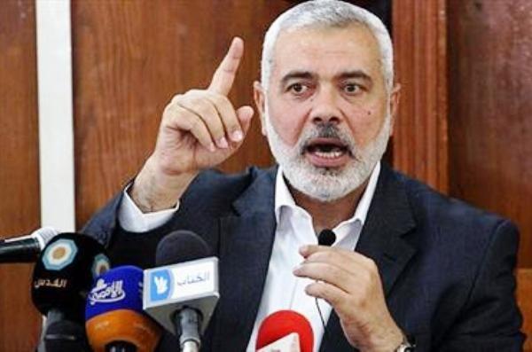 هنیه:تنها به دنبال شکستن محاصره غزه هستیم