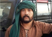 به نام افغانی به سوریه رفت تا از حرم دفاع کند