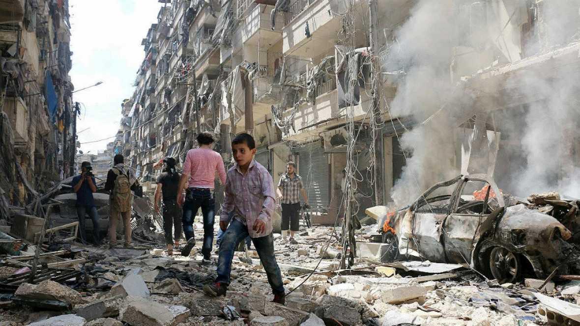 داستان حلب؛ هرآنچه لازم است، درباره تحولات جاری در حلب بدانید/ چرا روسها در حلب اعلام آتش بس کردند