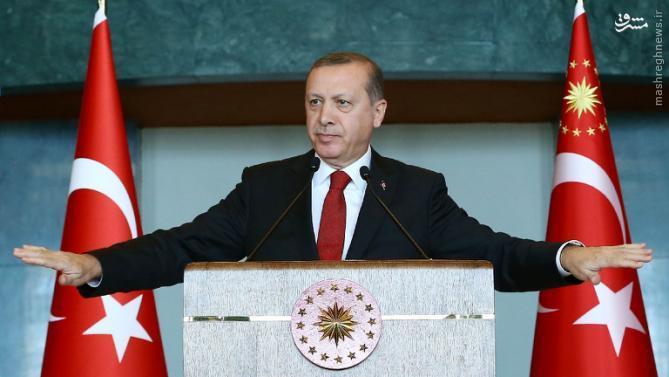 اردوغان منهای داووداغلو