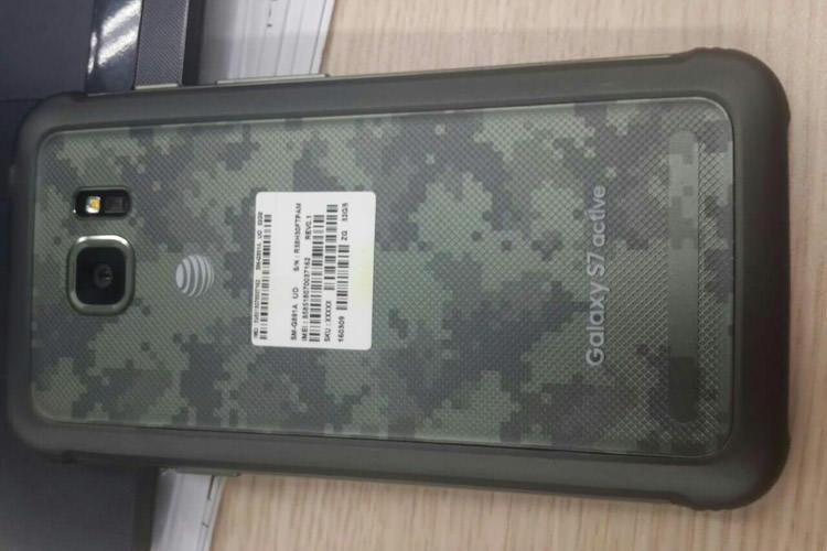 تصاویر نسخه ضد ضربه «گلکسی S7 اکتیو» فاش شد