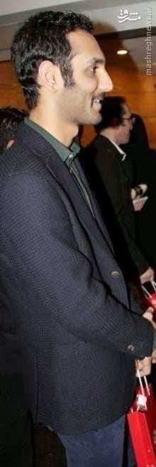 فرهادی مدیری:پدرم اهل سینما رفتن نیست!/مرد هزار چهره بهترین سریال پدرم بود/پسر بیل گیتس نیستم
