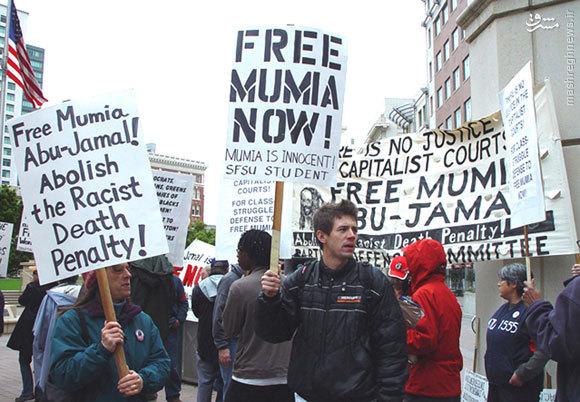 مومیا ابوجمال از قدیمیترین زندانیان سیاسی در آمریکا