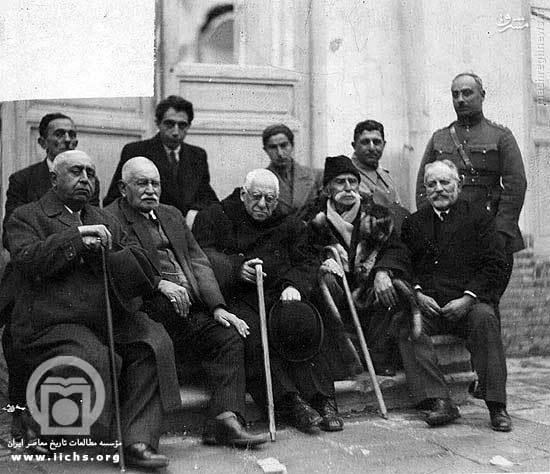 عکس/ شاهزادگان قاجار