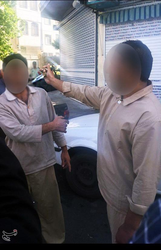 بازسازی صحنه قتل پسر جوانی که در نزاع کشته شد +تصاویر