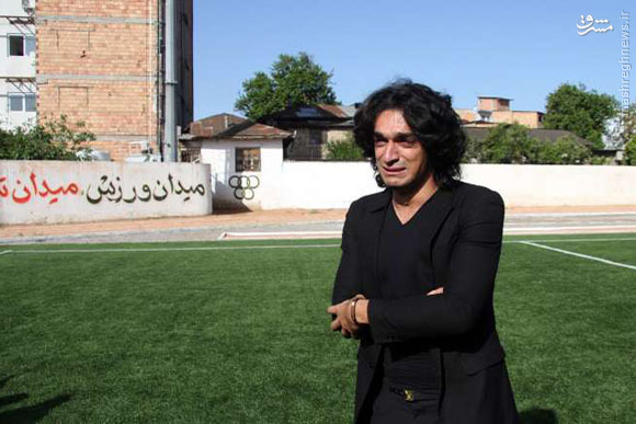عکس/اشکهای بازیکن سابق سرخابیها برای مهرداد
