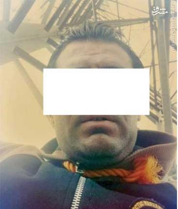 سلفی با طناب دار پیش از اعدام +تصاویر