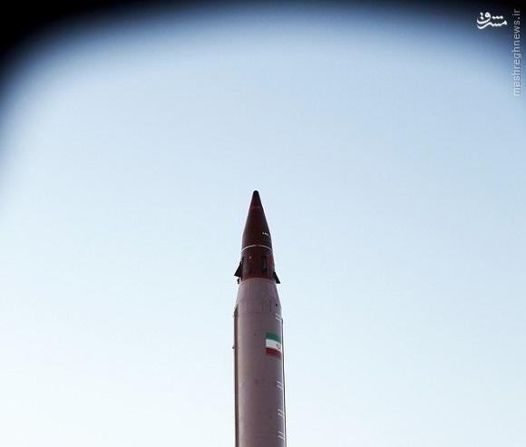 دقت موشک