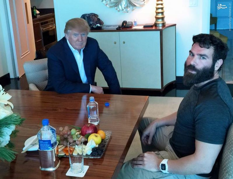 کدامیک از هنرمندان و ورزشکاران آمریکایی از ترامپ اعلام حمایت کردهاند؟