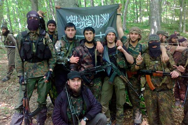 نفوذ شجاعانه مامور زن FSB در شاخه قفقاز داعش