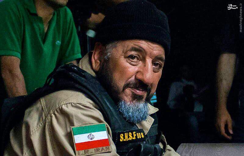 درگذشت سردار حاج محمد ناظری+عکس