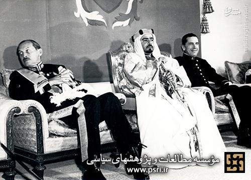 عکس/ روزی که بحرین رسما از ایران جدا شد.
