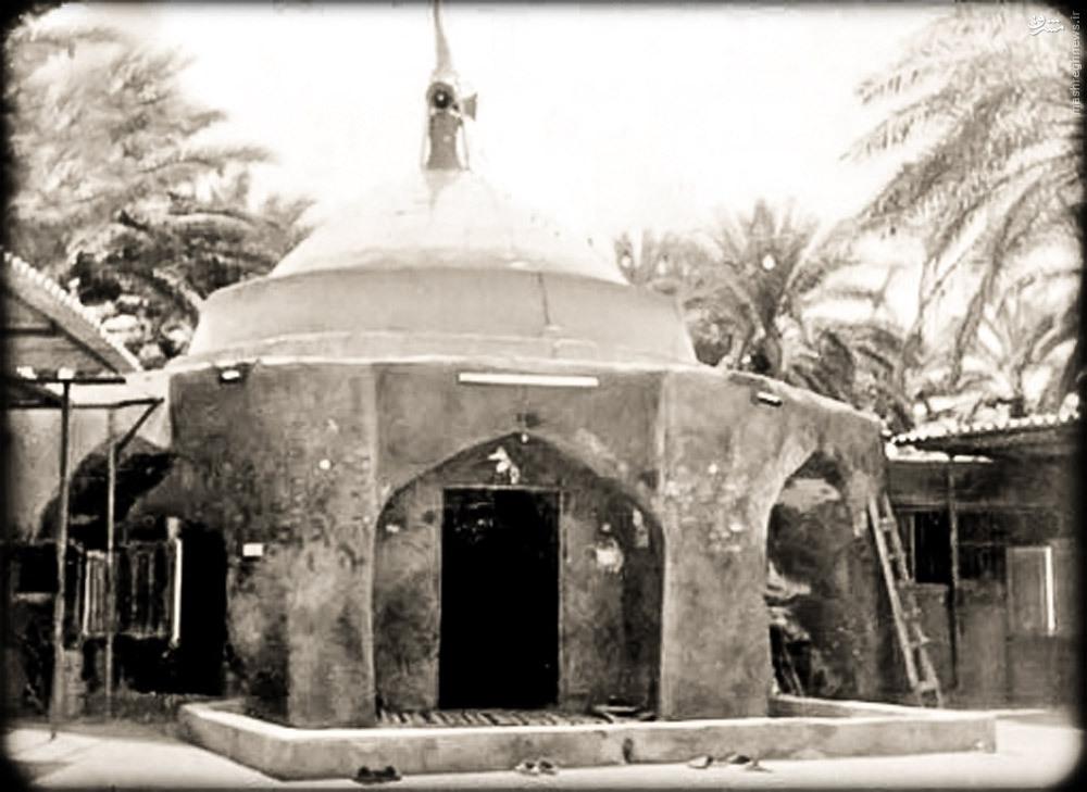 قدیمیترین عکس حرم حضرت عباس(ع)