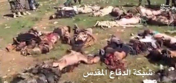 کمین حزب الله علیه تروریستها در خان طومان+عکس