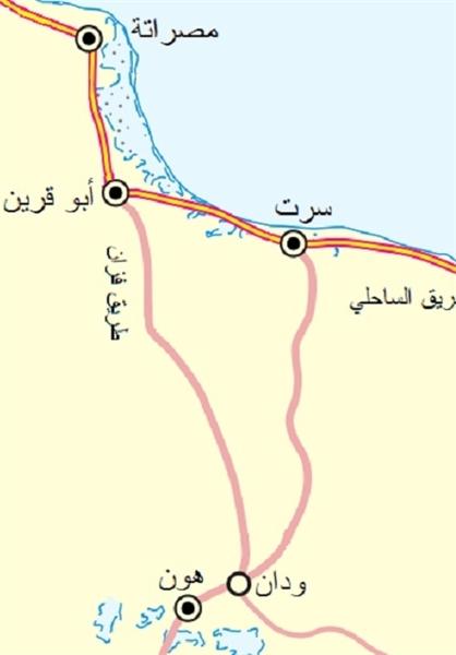 داعش منطقه استراتژیک «ابوقرین» لیبی را اشغال کرد
