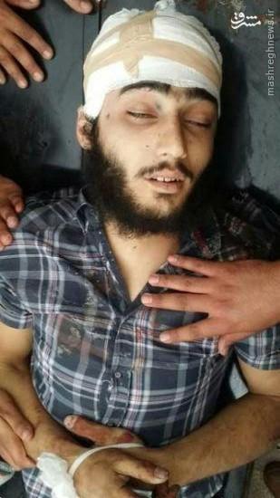هلاکت فرمانده احرارالشام در شمال حلب+عکس