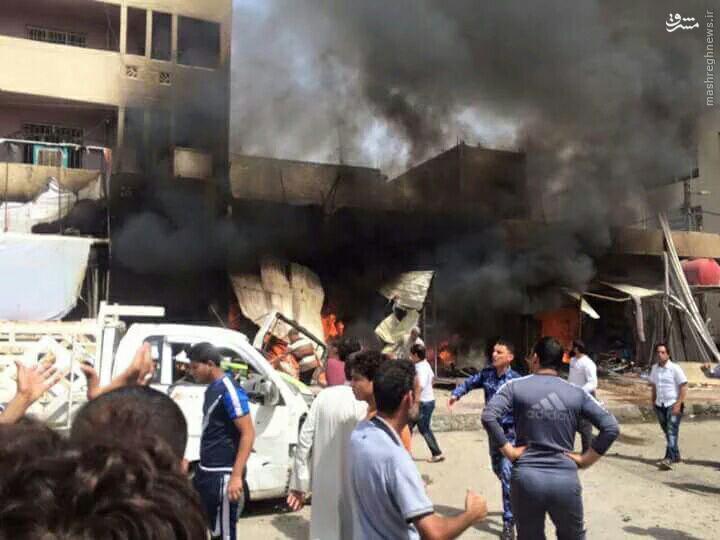 شناسایی عامل انتحاری کاظمین عراق+عکس
