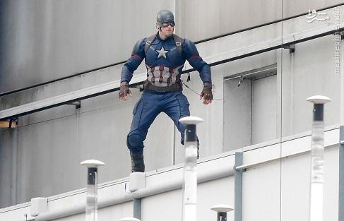 کاپیتان آمریکا لوس و ننر، مردم را می فریبد!