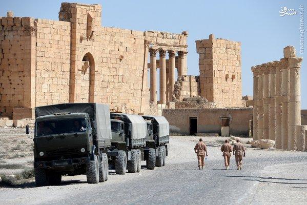 تاسیس دومین پایگاه نظامی روسیه در سوریه+عکس