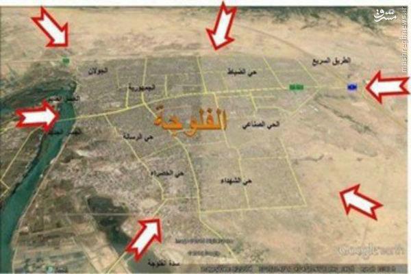 فیلم/نبردهای فلوجه به روایت ارتش عراق