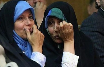 آقای هاشمی؛ فائزه مخلص انقلاب است یا ضدانقلاب است؟