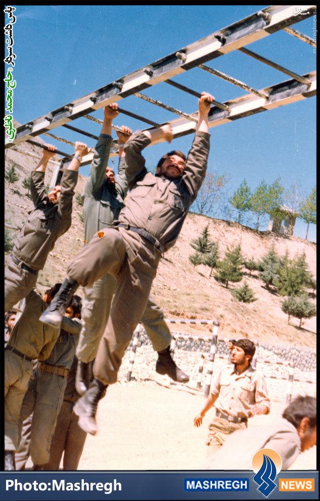 تصاویر/ استادِ سردارانِ سپاه در 100 نما