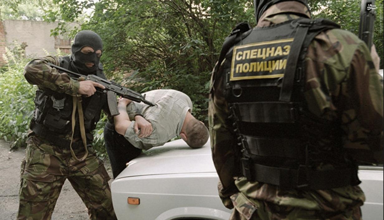 دستگیری 4 تروریست داعشی در روسیه
