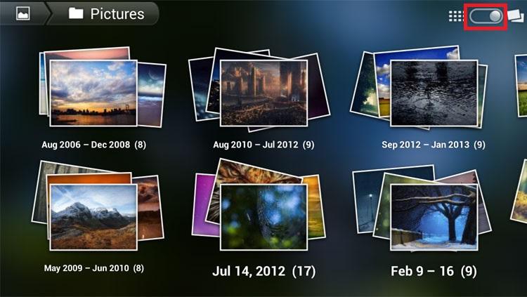 مشاهده 3 بعدی عکسها در «3D Gallery» +دانلود