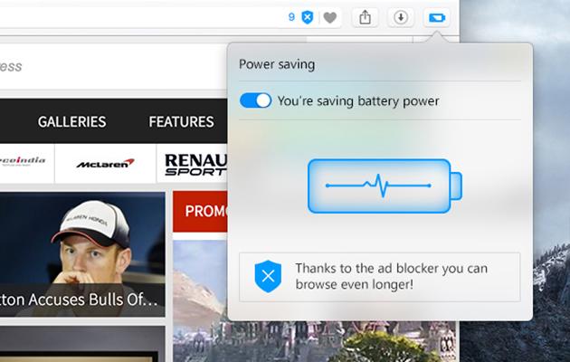 نسخه جدید مرورگر اپرا باعث صرفه جویی 50 درصدی در مصرف باتری لپ تاپ میشود