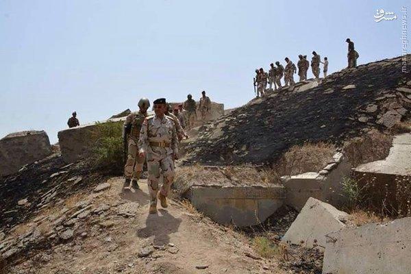 تلفات سنگین داعش در جنوب موصل+عکس