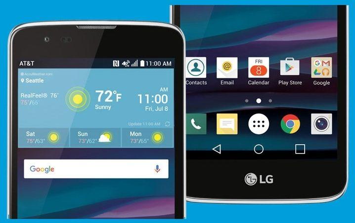تلفن همراه LG Phoenix 2 با قیمت 99 دلار معرفی شد