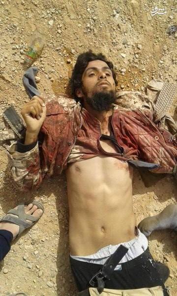 دفع هجوم داعش به دیرالزور سوریه+عکس