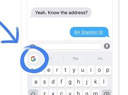 کیبورد گوگل برای آیفون هم آمد +دانلود