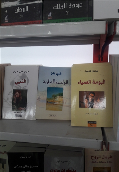 از تشیع انگلیسی تا کتب ضد ایرانی در نمایشگاه کتاب کربلا
