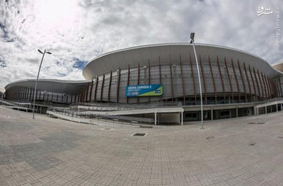 افتتاح استادیوم کشتی و جودوی المپیک ریو + عکس