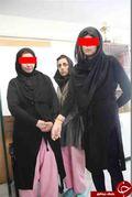 دستگیری 11 کیف قاپ تهران +عکس