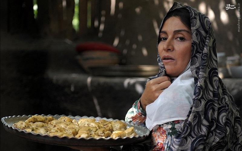 مریلا زارعی اشک مردم آذربایجان را درآورد!