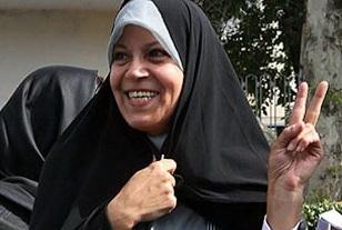 فائزه هاشمی: از دیدار با بهائیها پشیمان نیستم/ ما در ایران به اینها ظلم میکنیم!