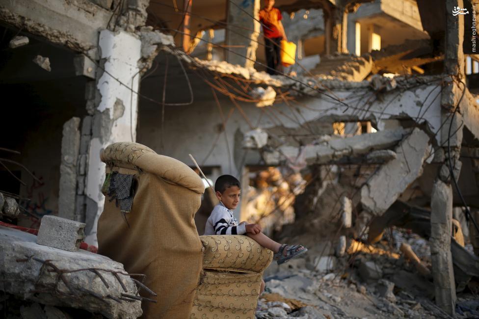 واکنش ناشیانه نتانیاهو به نمایشگاه جنایات اسرائیل