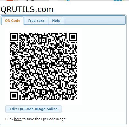 برای متن و لینکهای خود کد «QR» بسازید +آموزش