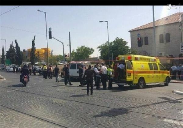 زخمی شدن یه اسرائیلی در جدیدترین عملیات شهادتطلبانه +عکس