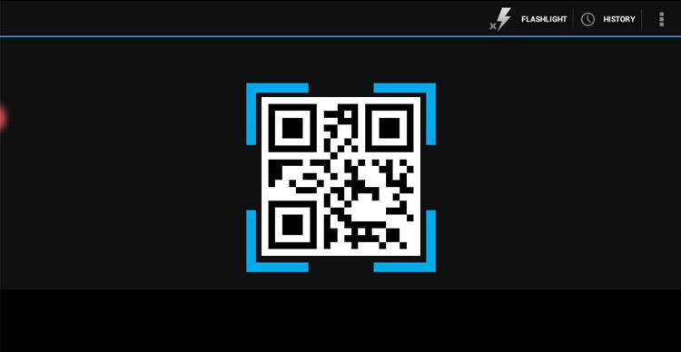 دانلود نرم افزاری برای خواندن  بارکدهای QR