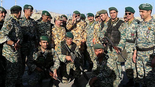 ارتش در سوریه: تغییری بنیادین در قدرت سخت ایران